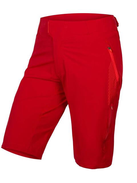 Endura SingleTrack Lite II Shorts Damen rustred